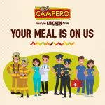 Pollo Campero Serves Free Meals To First Responders In March