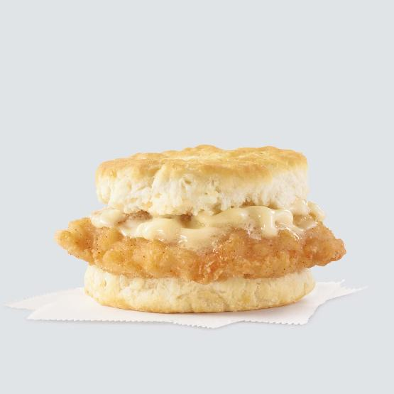 Wendy's Honey Butter Chicken Biscuit Review