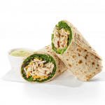 Chick-Fil-A Grilled Chicken Cool Wrap Review
