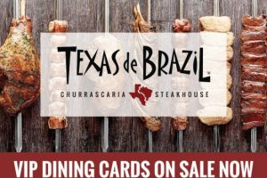 vip dining cards