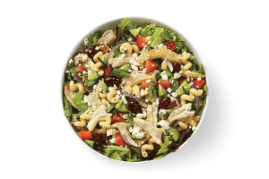 Noodles and Company Med Salad with Chicken