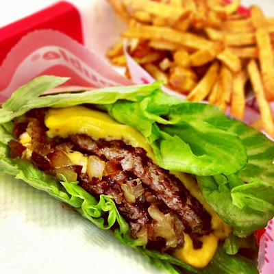 In N Out Protein Style