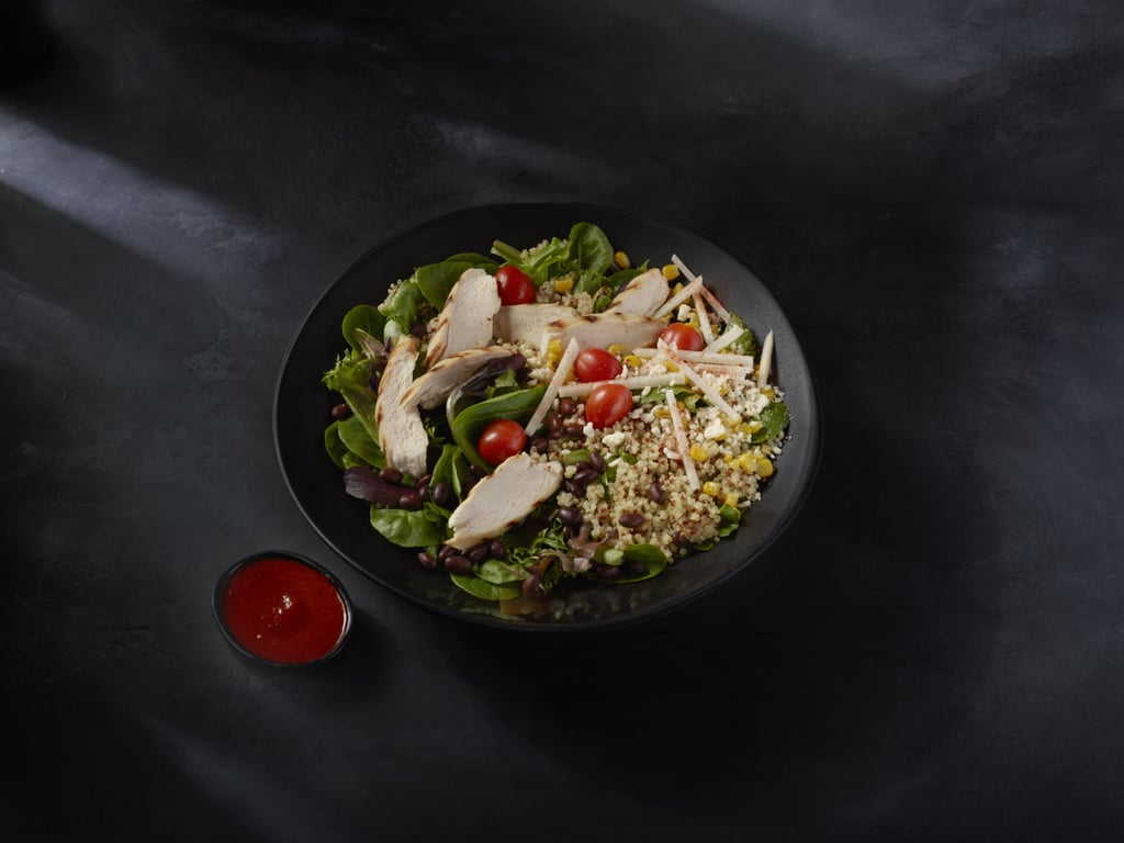 Starbucks - Quinoa & Chicken Protein Bowl with Black Beans and Greens