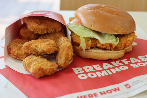 Wendy's 2 for 5