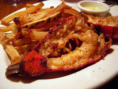Outback Steakhouse Lobster Tails