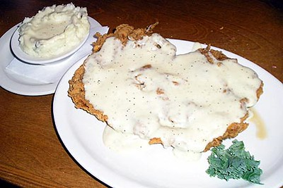 Texas Roadhouse Country Fried Chicken