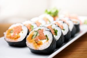 dine in at Sushi Ai
