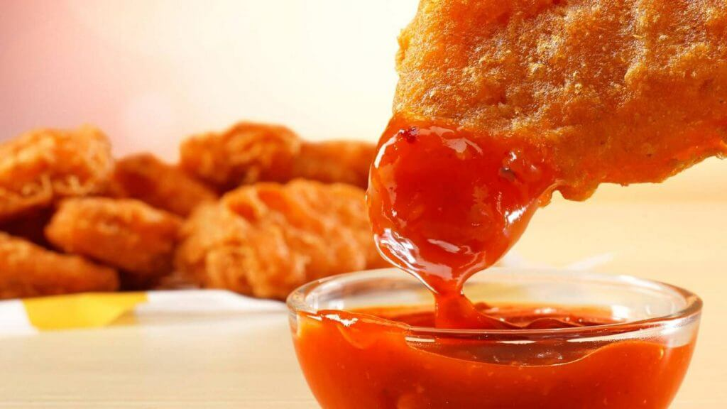 McDonald's Spicy McNuggets is Back